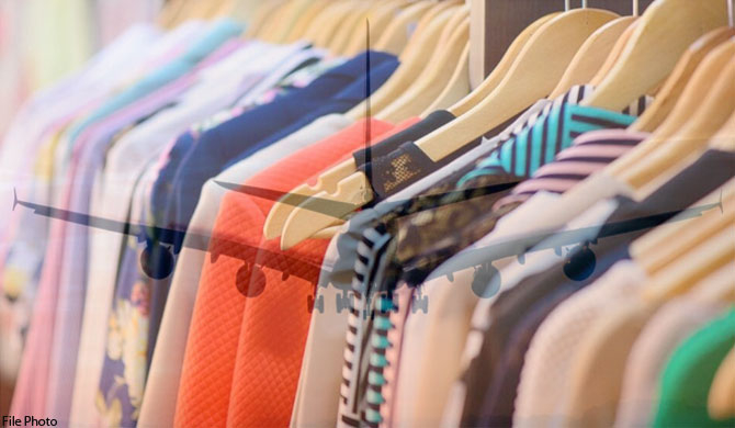 Leading textile businessmen permitted to import garments