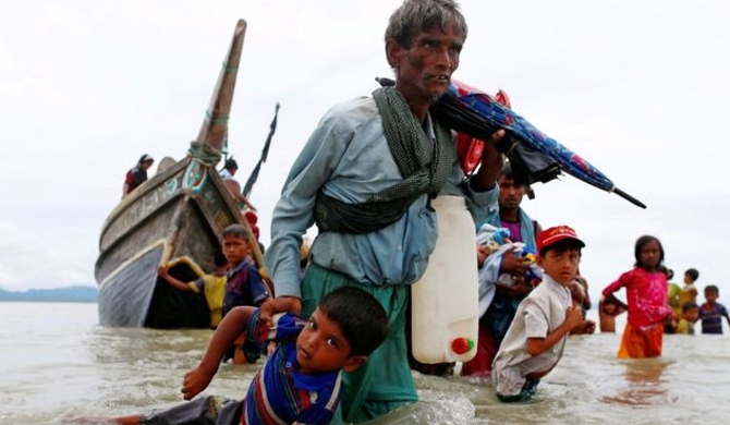 UN sees 'ethnic cleansing' in Myanmar