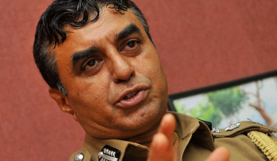 Call to remove IGP Jayasundara!