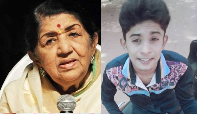 Lankan youth sings just like Lata Mangeshkar!