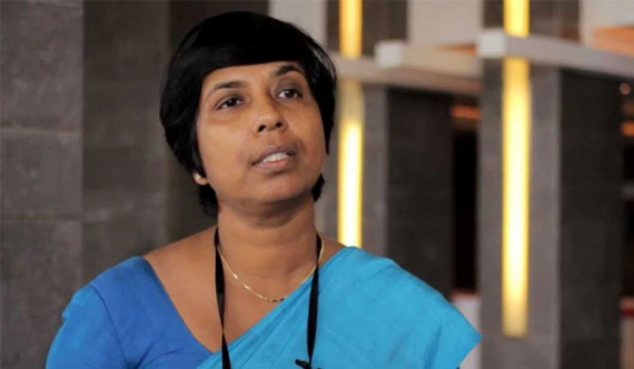 Sri Lanka to get 264000 vaccines under COVAX, says Sudarshini