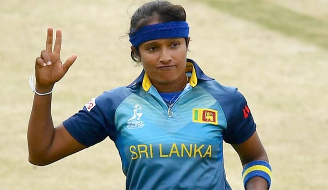 Sripali retires from international cricket