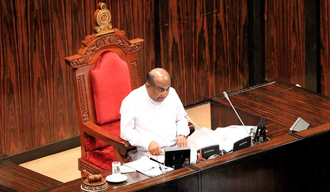 Speaker appoints family to pvt. staff ; asks approval to appoint 5 more secretaries