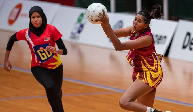 Undefeated SL netball team enters finals!