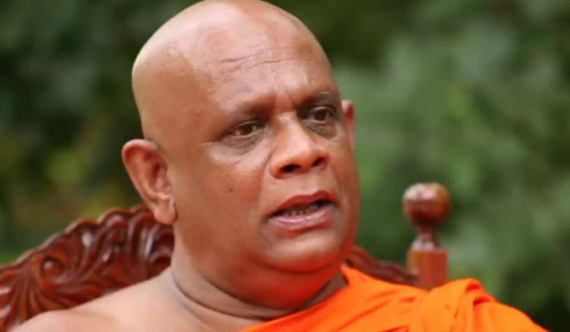 Former MP Baddegama Samitha thera at ICU due to corona