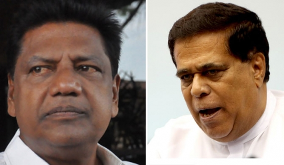 SLFP to lose Welgama if joining with SLPP ; will lose Siripala if not