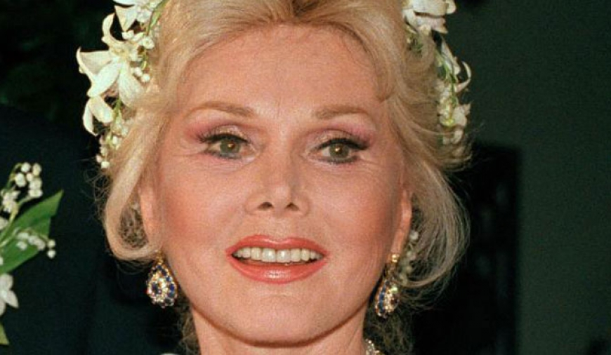Hollywood legend Zsa Zsa Gabor dies at 99
