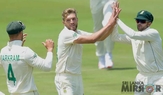 Proteas beat SL by an innings & 45 runs