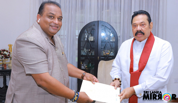 Danasiri appointed PM's Colombo District coordinator