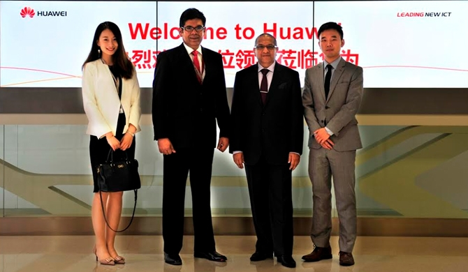 Just In Time Group partners with Huawei Sri Lanka
