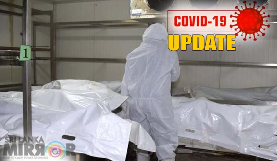 COVID-19 :  1,914 cases & 19 deaths yesterday