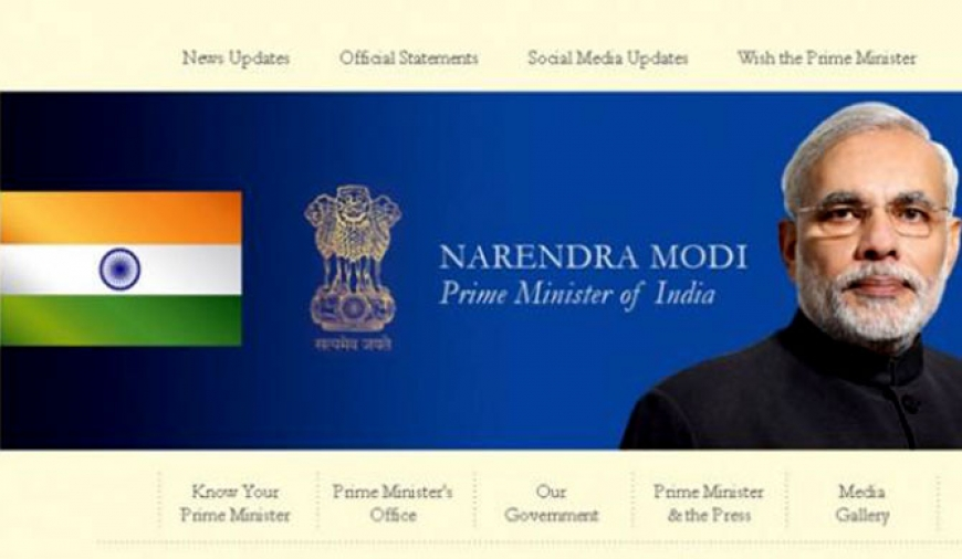 Indian PM's App hacked