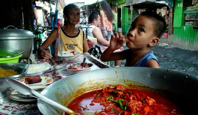 Pagpag : Philippines' recycled meat (Video)
