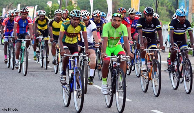 Negombo to hold night cycle race