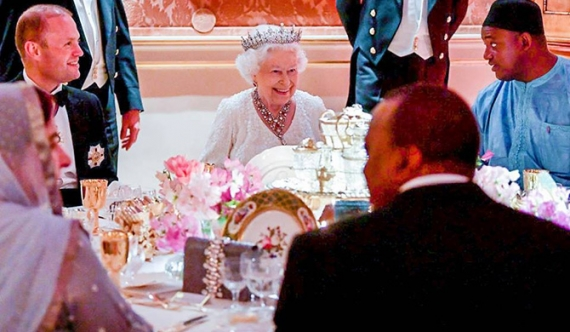 Maithri invited to Queen Elizabeth's party!