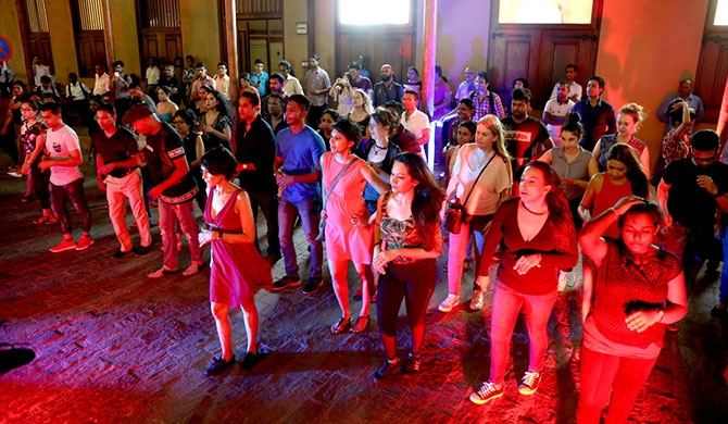 Fairway holds Street Latin Night (Pics)