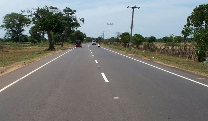 KKS-Point Pedro road reopened after 27 yrs.