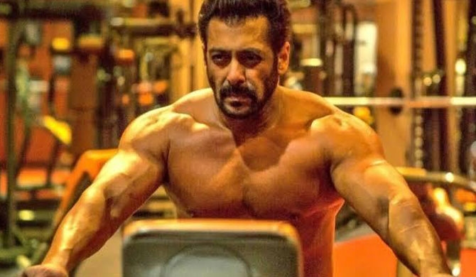 Salman to shed 7kg for Dabaang 3
