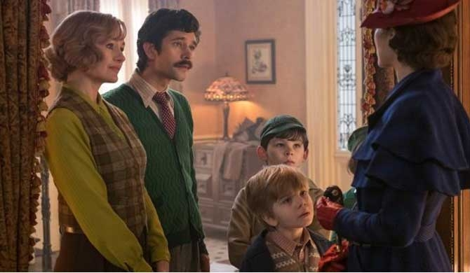 Mary Poppins Returns: The story behind the soundtrack