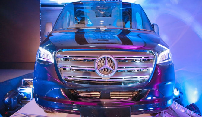 DIMO launches all new Mercedes-Benz Sprinter Van