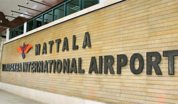 Sri Lanka up on the Mattala Airport deal with Chinese firm