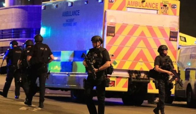 19 dead, scores injured in Manchester blast