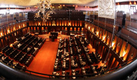 Only 2 Parliament sittings next week