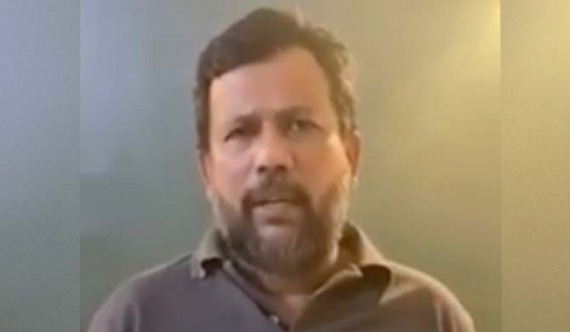 Bathiudeen releases a video before his arrest
