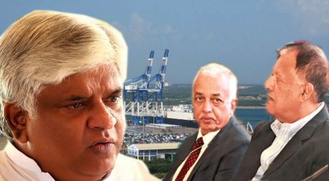 A decisive cabinet meeting on H'tota port!