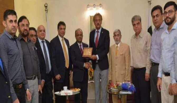 KCCI invited to send business delegation to Sri Lanka