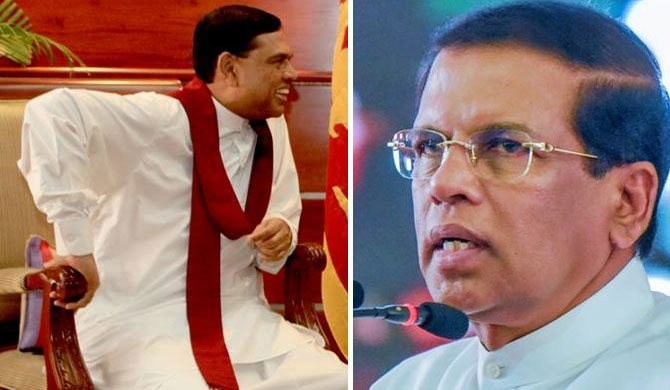 Maithri-Basil agree to contest under common symbol