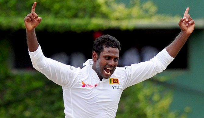 Mathews bagged for 2 crores