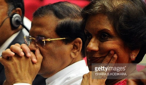 Chandrika is complicating matters: Maithri