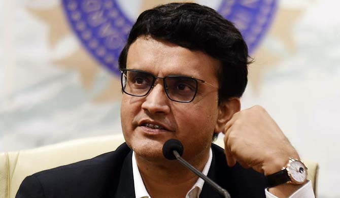 Ganguly hospitalised with chest pain