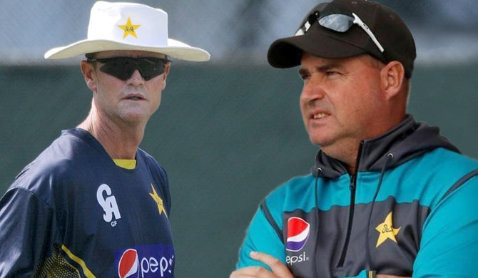 Mickey becomes SL's new head coach ; Flower, new batting coach