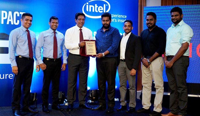 Singer Sri Lanka organizes NUC Solutions Day with Intel
