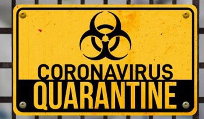 101 quarantined people released