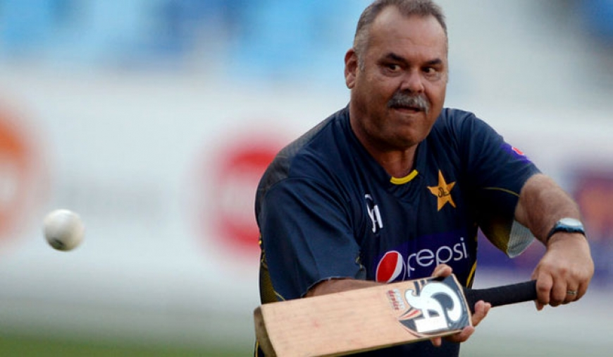 Dav Whatmore is specialist coach for STC, Mt. Lavinia