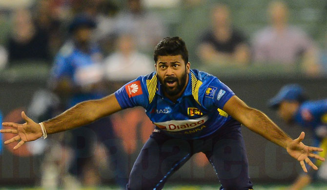Cricketer Lahiru Kumara tests Covid-19 positive