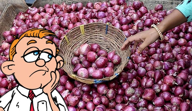 Onions climb to 260 per kg, importers exploit the situation