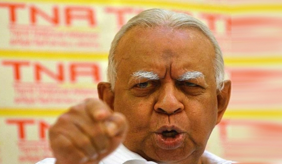 All TNA MPs to be in Colombo on Jan. 08