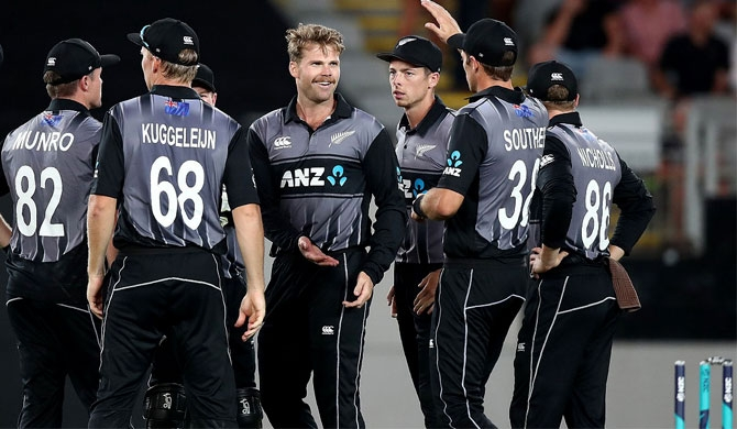 New Zealand beats Sri Lanka by 35 runs in T20
