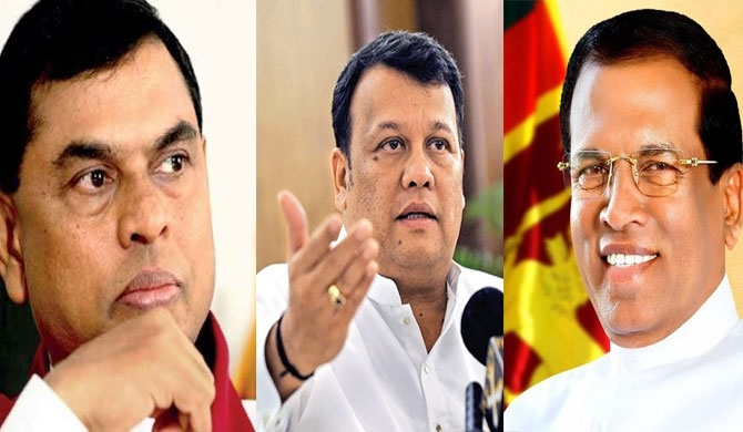 SLFP says Sirisena will contest again, but no decision yet from SLPP