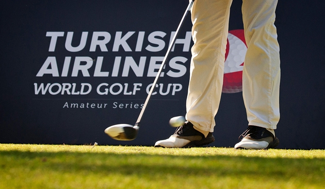 Turkish Airlines World Golf Cup touches down in Colombo