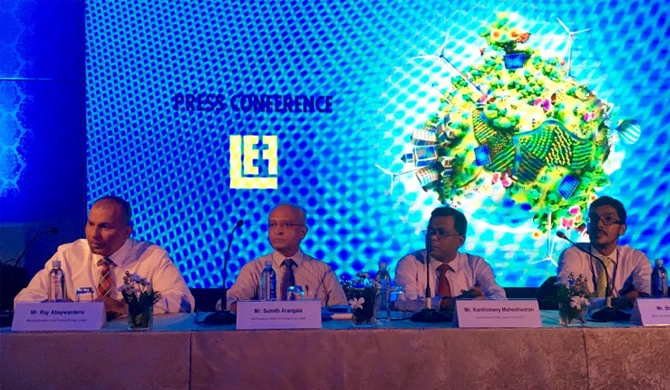 LEF set for biggest IPO in SL since 2015
