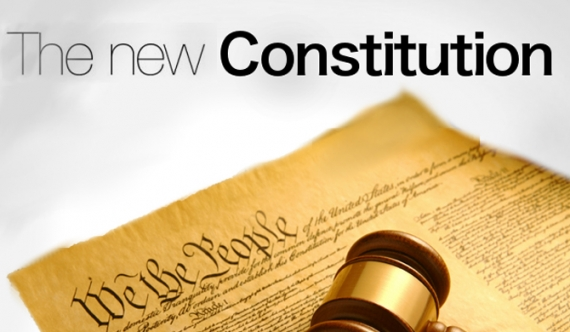 'New Constitution' to the Constitutional Council!