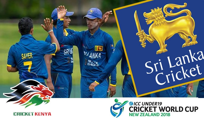 Failing SL cricket team sets record victory