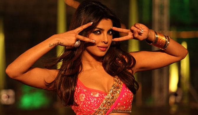 Priyanka Chopra, 2nd most beautiful woman