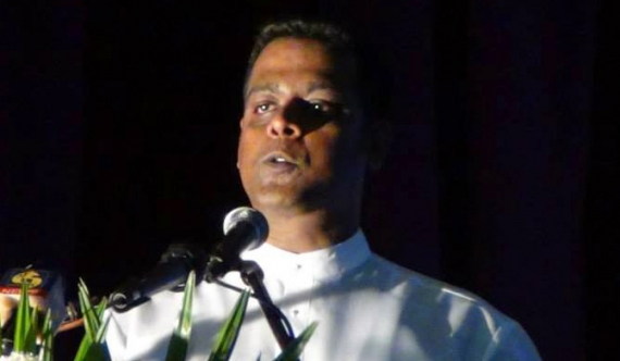 State Minister forcibly seizes land from owner?