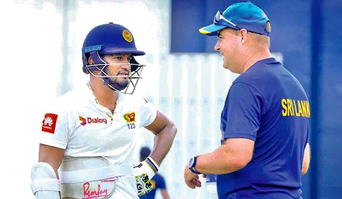Mickey Arthur blamed for Test match loss